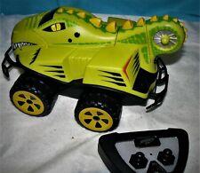 Kid Galaxy Amphibious RC Car Mega Morphibians Crocodile. All Terrain Remote Cont