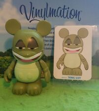 "Disney Vinylmation Park 3"" Set 1 Animation Prince Naveen Frog w/ Card"