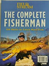 Field & Stream Special Edition 2016 The Complete Fisherman  FREE SHIPPING sb