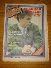 RECORD MIRROR 1982 APR 17 SPANDAU BALLET QUO MIKE READ
