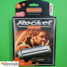 Hohner Rocket Harmonica  -  Key of D