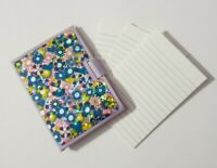 BARBIE DOLL ACCESSORIES SPECIAL COLLECTION 1999 SCHOOL PURPLE FOLDER & PAPER