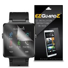 2X EZguardz LCD Screen Protector Skin Cover HD 2X For Garmin Vivoactive (Clear)