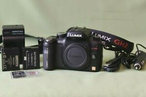 ✈DHL【MINT】Panasonic (Leica) GH2 + Card 64GB + Accesories, Full Working Condition