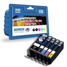 Toner ricaricabili e kit nero Canon per stampanti