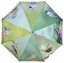 Birds Umbrella large, automatic opening - FREE P&P
