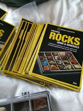 More details for national geographic precious rocks & gems &  minerals  from all over the earth.