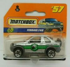 @@@***** Pre-Production Matchbox Land Rover FreeLander on WRONG CARD *****@@@