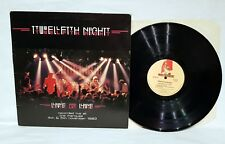 Vinyl Album LP -  Twelfth Night - Live and Let Live - Gatefold MFN 18