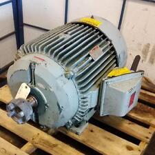 RELIANCE ELECTRIC 364TS TYPE P 460V 1775RPM 60HP MOTOR 1MAH06751-G2-ZL *PZB*