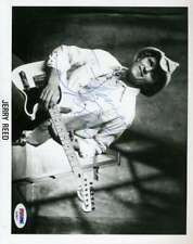 Jerry Reed JSA Coa Signed 8x10 Photo Autograph