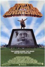 HOW TO GET AHEAD IN ADVERTISING Movie POSTER 27x40 Richard E. Grant Rachel Ward