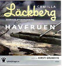 CD Hörbuch CAMILLA LÄCKBERG NORWEGISCH - Havfruen