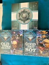 Rail Raiders Infinite w Old Tyme Religion & The Good, the Bad & the Bot - NEW
