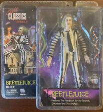 NECA Cult Classics Series 7: Beetlejuice Action Figure