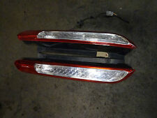 Ford focus rear lights HATCH only pair of honeycomb like st style 08-10 NOT LED