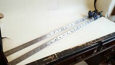 """UK ONLY Very Nice Pair of 48"""" / 4ft Record 135 Sash Clamps / Cramps 39102"""