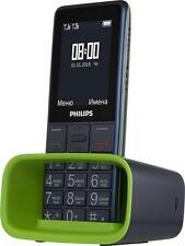Brand New Philips Xenium E311 2 (Dual) SIM Cards Unlocked Cell Phone