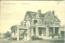 Cadillac MI The Cobb House 1908