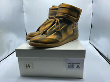 Maison Martin Margiela Future Sneakers Gold Authentic Italy Size 43