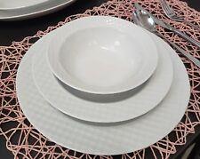 LUXE 24 parties PIECE SERVICE DE TABLE / Kütahya porcelaine lot d'assiettes