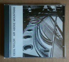Cecil Taylor / Air Above Mountains (CD Used) Enja Records ENJ-3005 2 (B5)