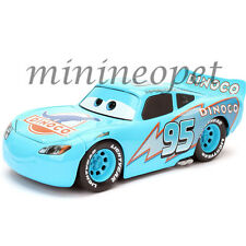 JADA 98100 DISNEY PIXAR CARS MOVIE LIGHTNING MCQUEEN 1/24 DIECAST DINOCO BLUE