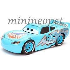 JADA 98100 DISNEY PIXAR CARS MOVIE LIGHTNING MCQUEEN 1/24 DIECAST DINOCO BLUE