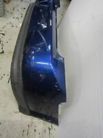 Vauxhall Opel Vectra C pre-facelift 02-05 hatch rear bumper panel blue