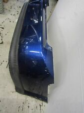 Vauxhall Opel Vectra C pre-facelift 02-05 hatch rear bumper panel blue