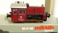 Märklin 3680 H0 Diesellok Köf BR 323 530-6 DB Epoche 4 Digital + analog sehr gut