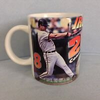 NWT 1995 Cal Ripken Jr Iron Man 2131 Consecutive Games Mug Baltimore Orioles