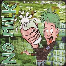 NO MILK – STARTS DE SUPERMARCHE CD punk molodoi