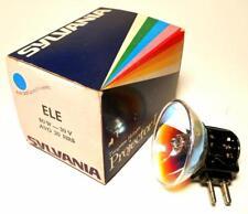 ELE / ELT Sylvania Blue Dot Projector Projection Lamp Bulb 80W 30V 20 Hrs. USA