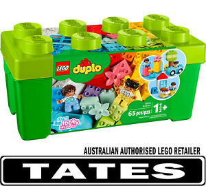 LEGO 10913  BRICK BOX  - DUPLO  from Tates Toyworld