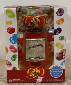 Jelly Belly Petite Bean Machine New Includes 3.5 oz Jelly Beans Sealed 8/12/2022