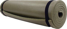 Elite Mat Olive - Strong Durable EVA Foam Camping Sleeping Roll Mat Military