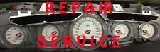 1997 2001 PLYMOUTH PROWLER INSTRUMENT CLUSTER REPAIR SERVICE