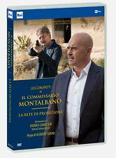 Il commissario Montalbano. La rete di protezione (2020) DVD