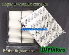 ENGINE&CABIN AIR FILTER FOR SONATA 2.4L ENGINE ONLY C2H79-AP000 AF28113-C1100