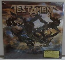 Testament The Formation Of Damnation Nuclear Green Vinyl LP Record new