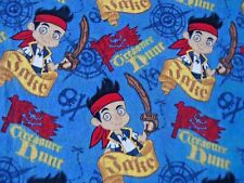 Disney Jake and the Neverland Pirates Fleece Blanket