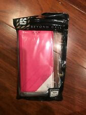 Apple IPHONE 7 PLUS Infolio V Pink w/ Gel Cell Phone Case Wallet Card Holder