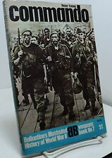 Commando by Peter Young - Ballantine Illus History - Weapons Book No 7