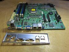 SuperMicro X9SCL+-F mATX Mainboard LGA1155 mit IPMI incl. SNK-P0046P Kühler