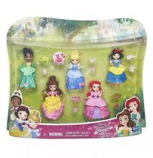 Disney Princess Kingdom Royal Sparkle Figura Colección Little Juguete Juegp