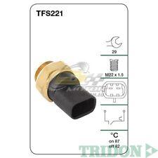 TRIDON FAN SWITCH FOR Holden Calibra 10/91-07/95 2.0L(C20NE)(Petrol) TFS221