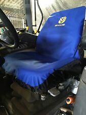 Tractor Seat Cover to fit New Holland-Waterproof-Embroidered