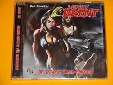 *CD* Larry Brent 26 - Dr. Satanas Killer-Computer * R&B Company * NEU & OVP *