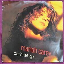 "Mariah Carey – Can't Let Go 7"" – 657662 7 matrix A1/B1 – Ex   BUY 2+ for 25% OFF"